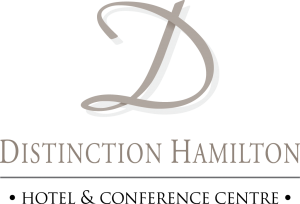 Distinction Hamilton logo colour