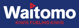Waitomo Fuel Logo